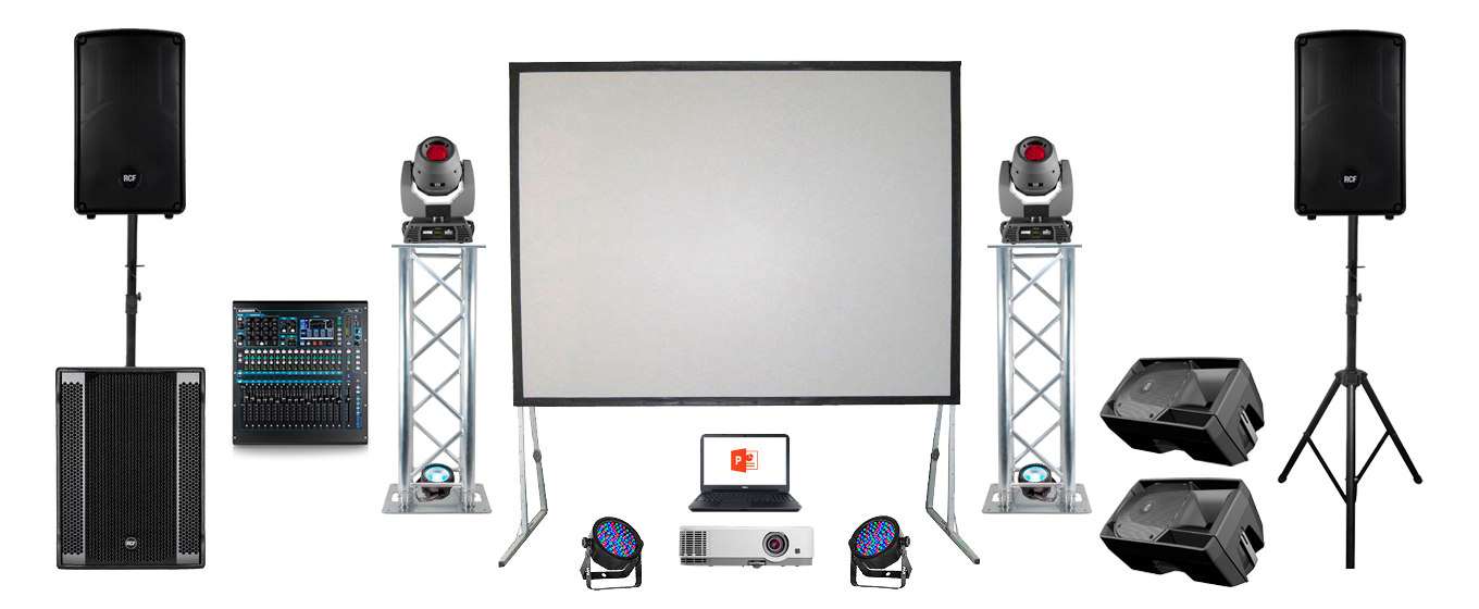 Corporate Event PA System Hire in London