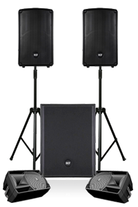 Live Band 180 PA System