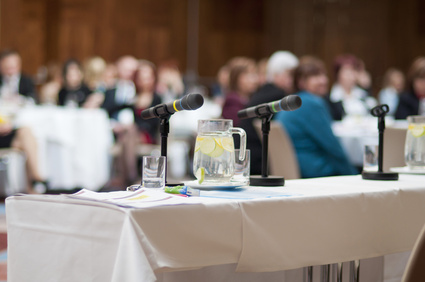 PA Hire for Seminars & Conferences