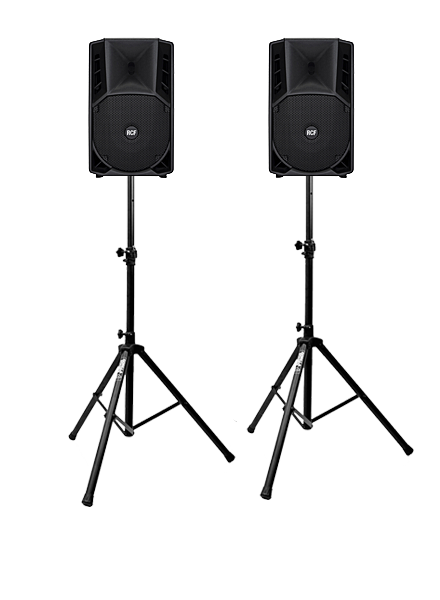 Basic 80 PA System Hire in London