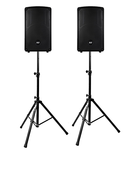 Basic 120 PA System Hire in London
