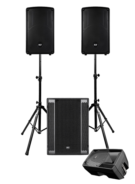 Party 180 PA System Hire in London