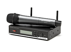 Microphones & DI Boxes - PA Hire Equipment