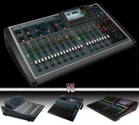 behringer-x32 vs others