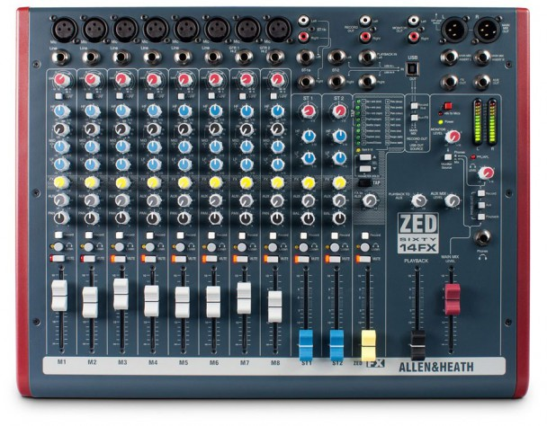 Allen Heath ZED60-14FX in Stock zed60 14fx1