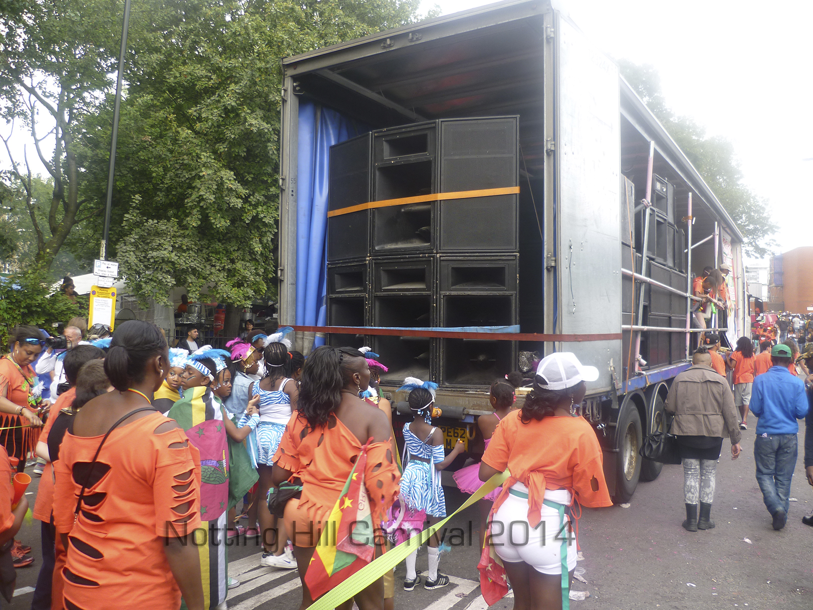 Notting-Hill-Carnival-2014-Float-Sound-System-10