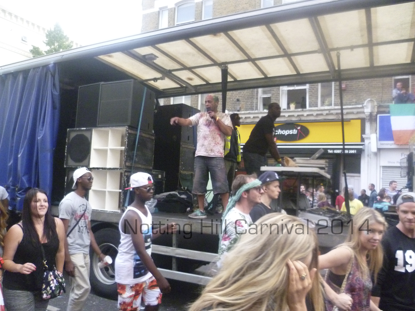 Notting-Hill-Carnival-2014-Float-Sound-System-2
