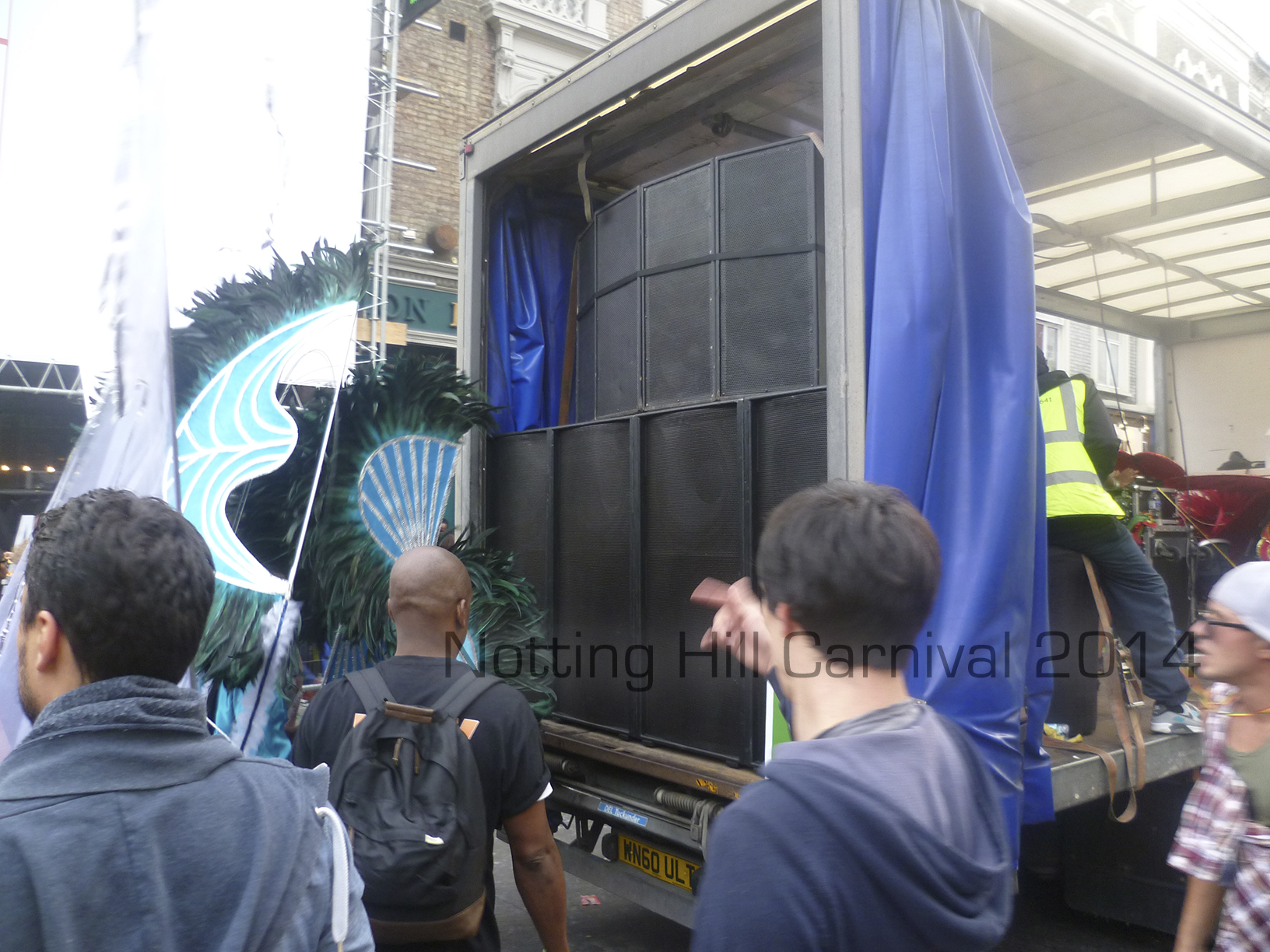 Notting-Hill-Carnival-2014-Float-Sound-System-3