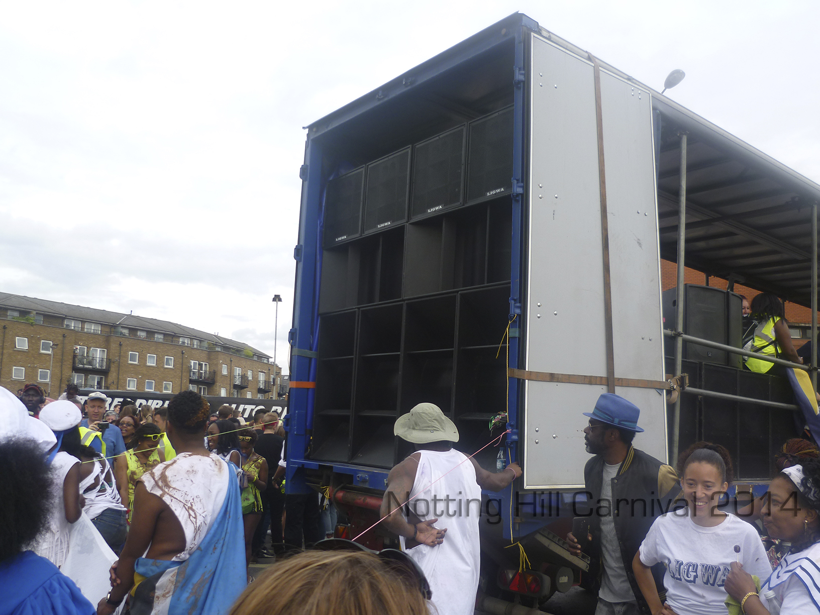 Notting-Hill-Carnival-2014-Float-Sound-System-6