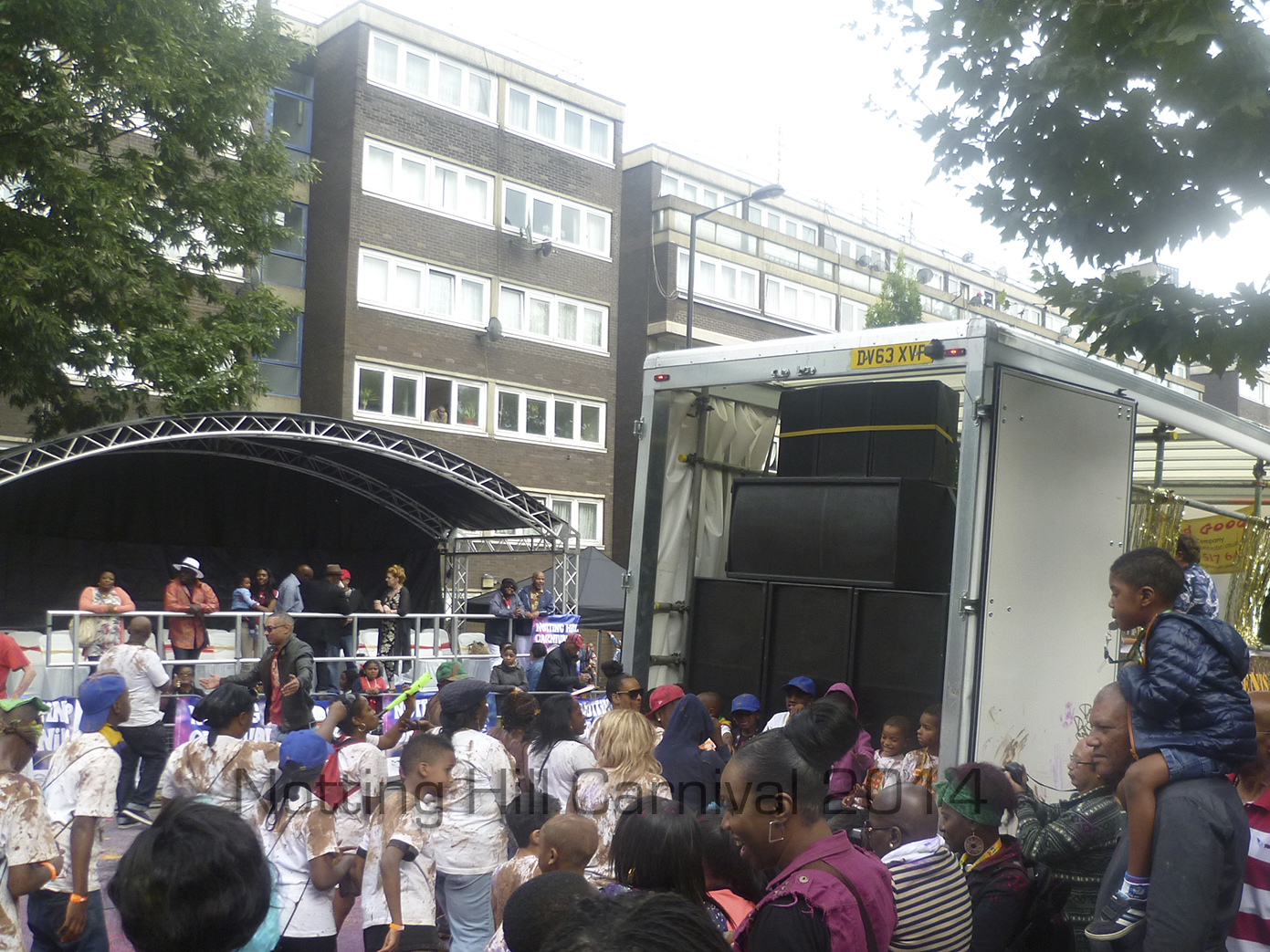 Notting-Hill-Carnival-2014-Float-Sound-System-7