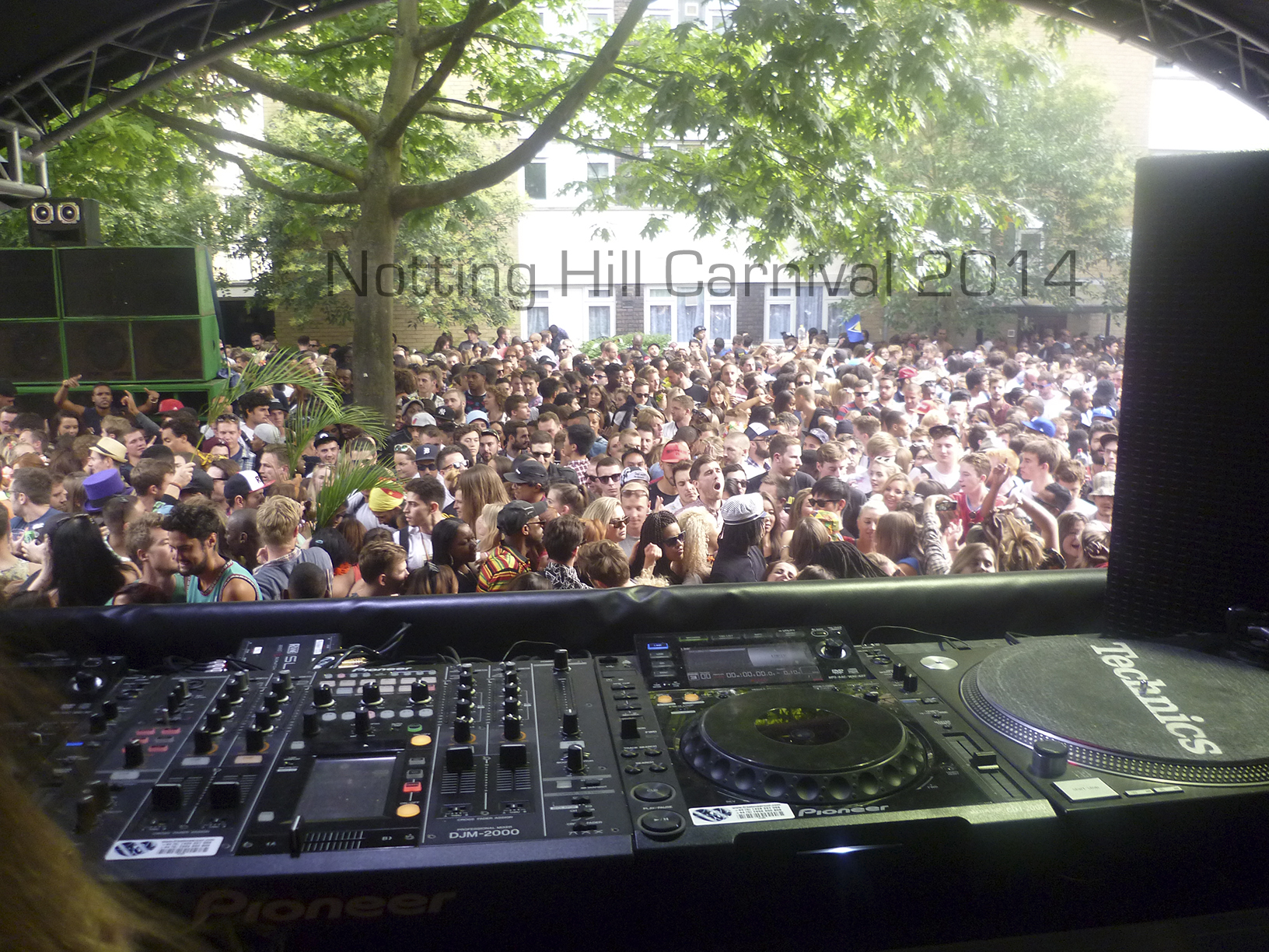 Sound Systems Notting Hill Carnival 2014 Datarhyme